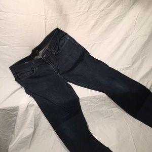 Joe's jeans.  The brixton fit.